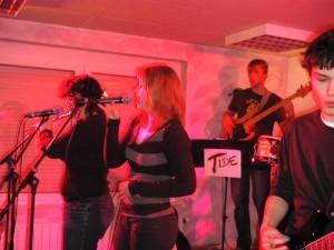 Bandabend an der Musikschule Eberhard 2009