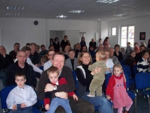 Klassenvorspiel an der Musikschule Eberhard 2009