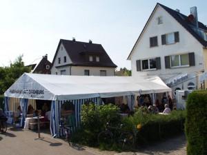 Klangzelt 2011 bei Eberhards