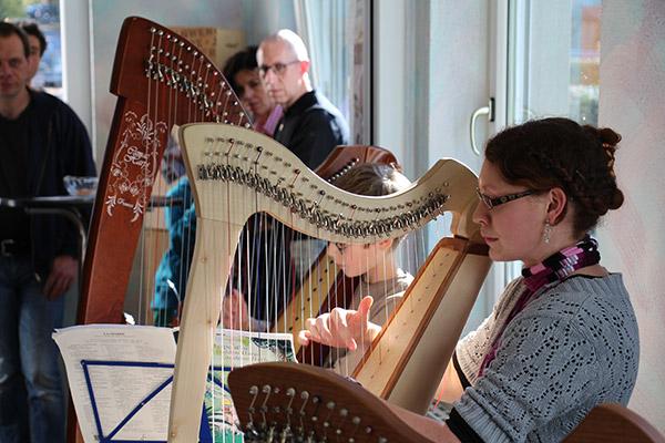 """Offenes Haus"" bei der Musikschule Eberhard"